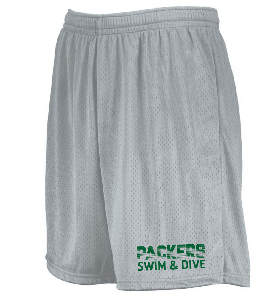 Packer 7-inch Inseam Team Gym Shorts
