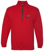 Patriots Team 1/4 Zip