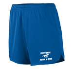 Mustang 4-Inch Inseam Gym Shorts