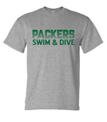 Packer Short Sleeve Cotton/Poly T-shirt