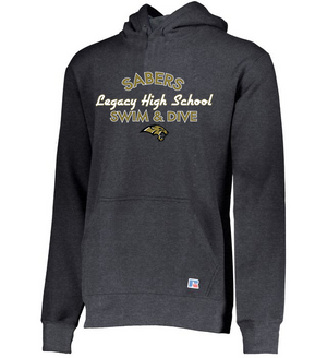Sabers Cotton/Poly Team Hoodie