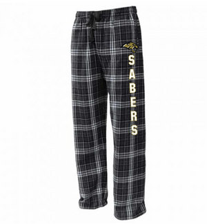 Sabers Team Flannel Pant