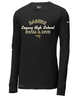 Nike Dri-Fit Sabers Long Sleeve T-shirt