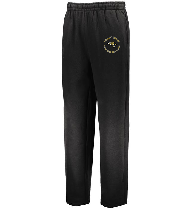 Sabers Team Open Bottom Sweatpants