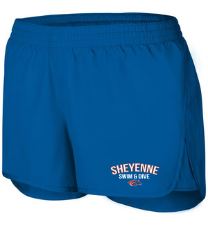 Mustangs Ladies' Shorts