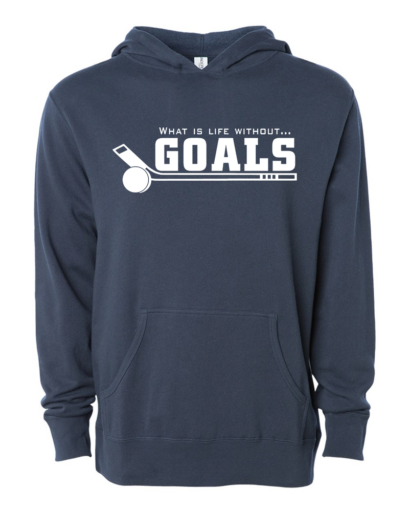 Life Without Goals Hoodie