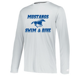 Mustang Long Sleeve DriFit T-shirt