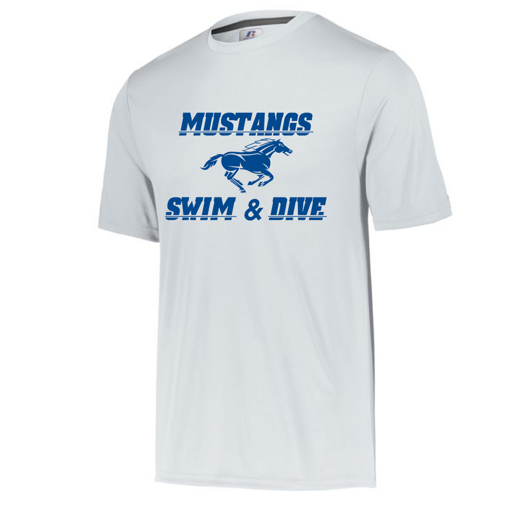 Mustang Short Sleeve Dri-Fit T-shirt