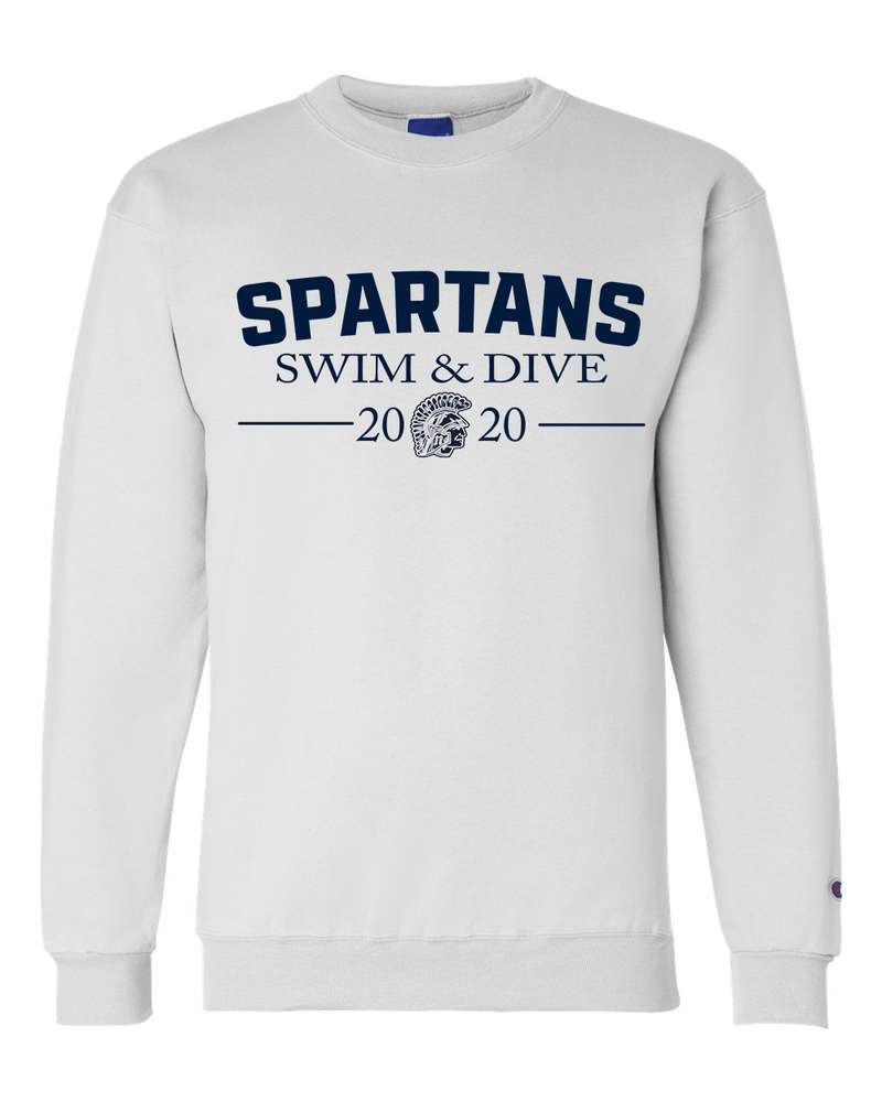 Spartans Team Crewneck (Champion)