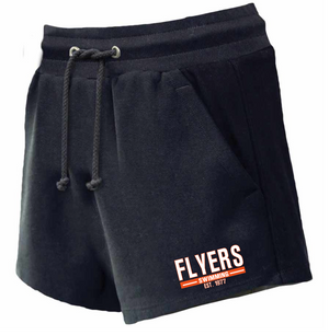 Flyers Women's Fleece Shorts with Pockets