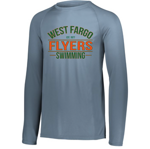 Flyers Youth Long Sleeve DriFit T-shirt (Alt. Design 2)