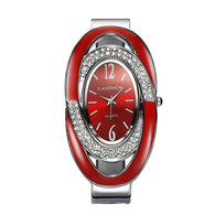 Bracelet Wrist Watch Steel Women's