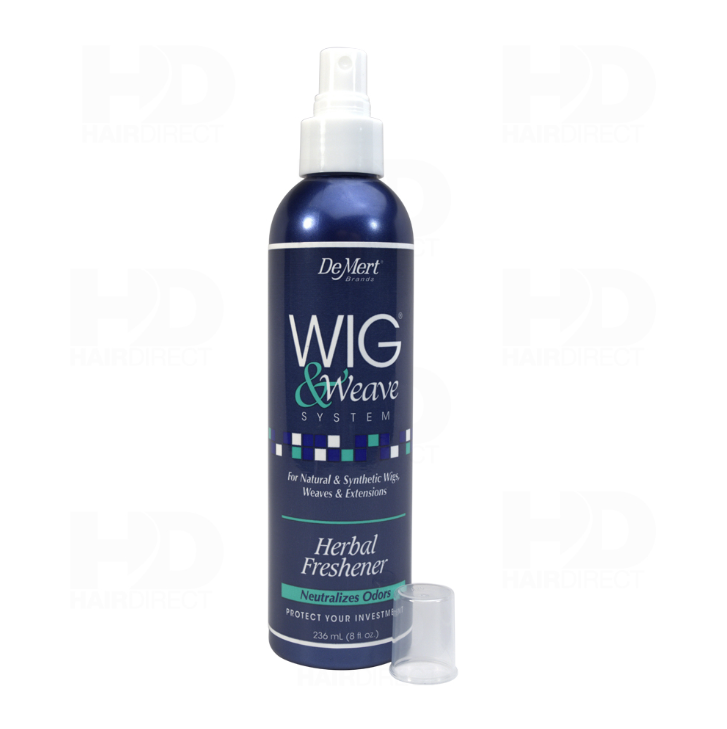 DeMert Wig Herbal Wig & Synthetic Hair Freshener