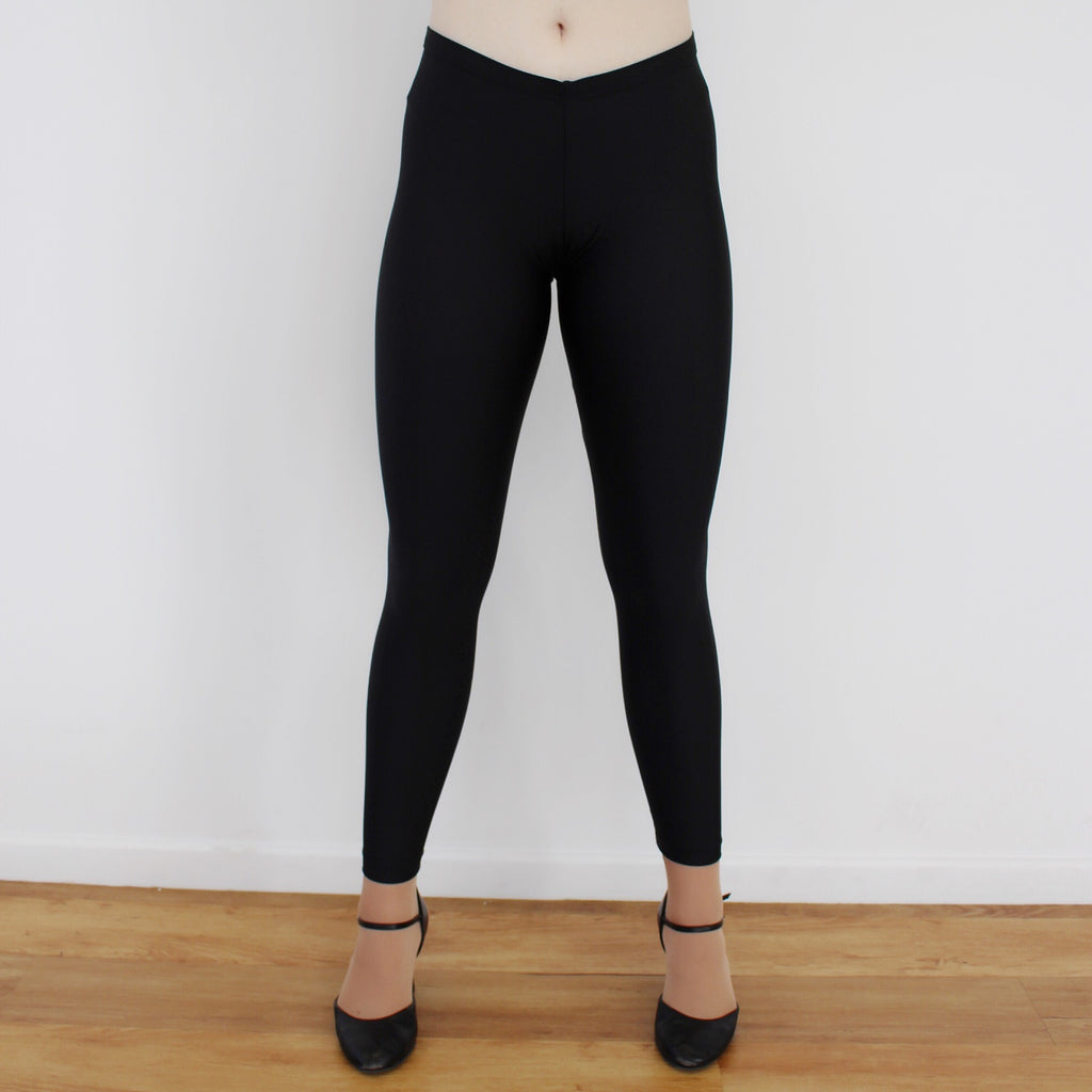 Full Length Leggings - Plain Lycra