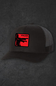 "Walker Stalker Con ""Stalker"" Patch Hat"