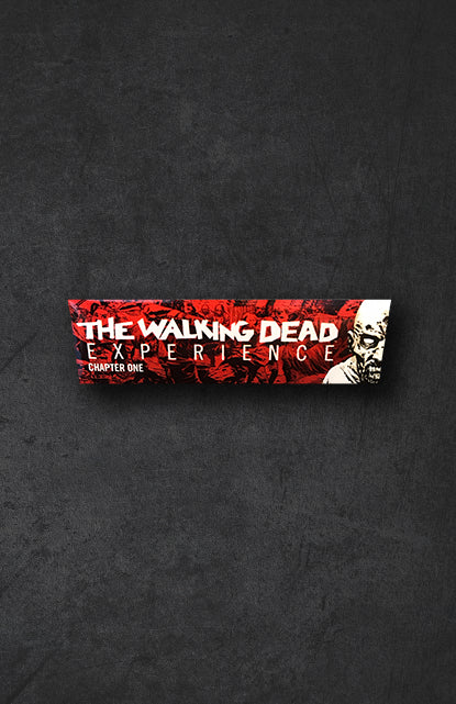 Walking Dead Experience Pin