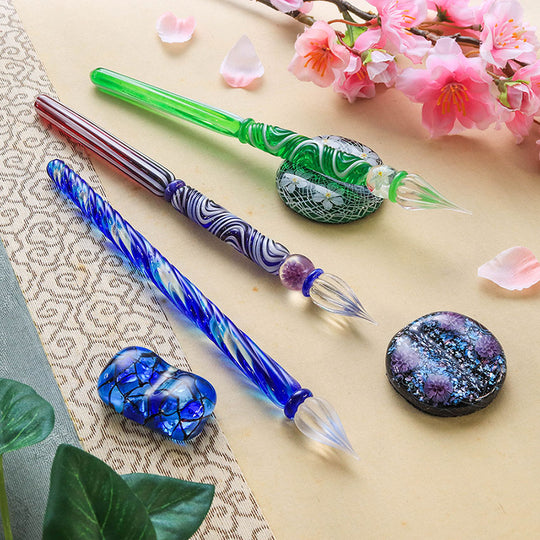 Kunisaki Glass Dip Pen