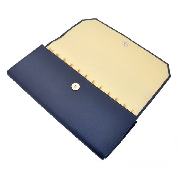 Penfolium 13 Pen Portfolio - Blue Pen Case (empty) - Wancher International