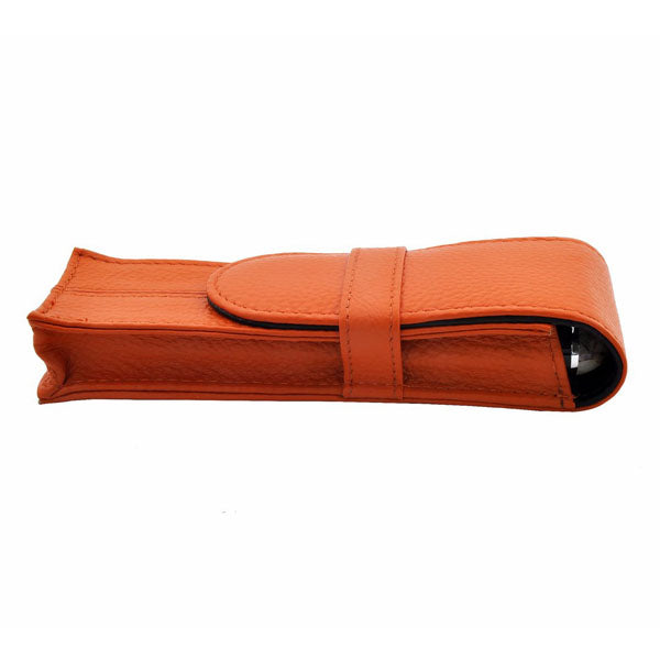 Penbrace 2 Pen Pouch - Orange-Black Pen Case - Wancher Pen