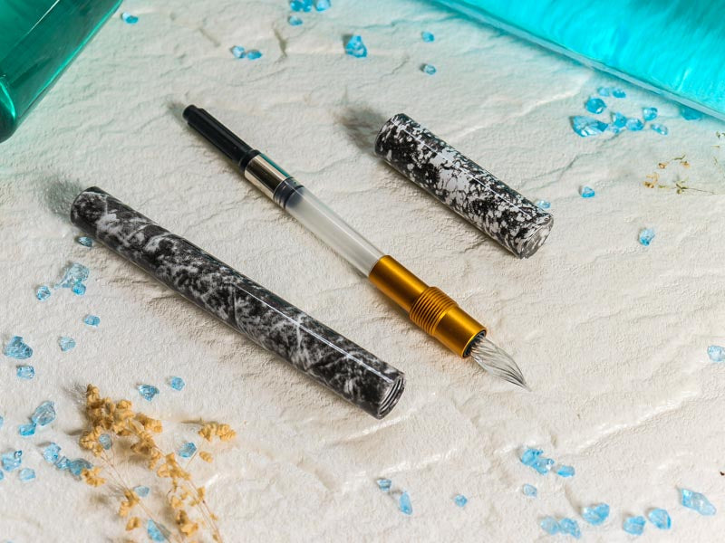 Shizuku Pen - Pluto Fountain Pen - Wancher Pen