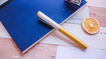 Precision Naples Yellow Fountain Pen - Wancher International