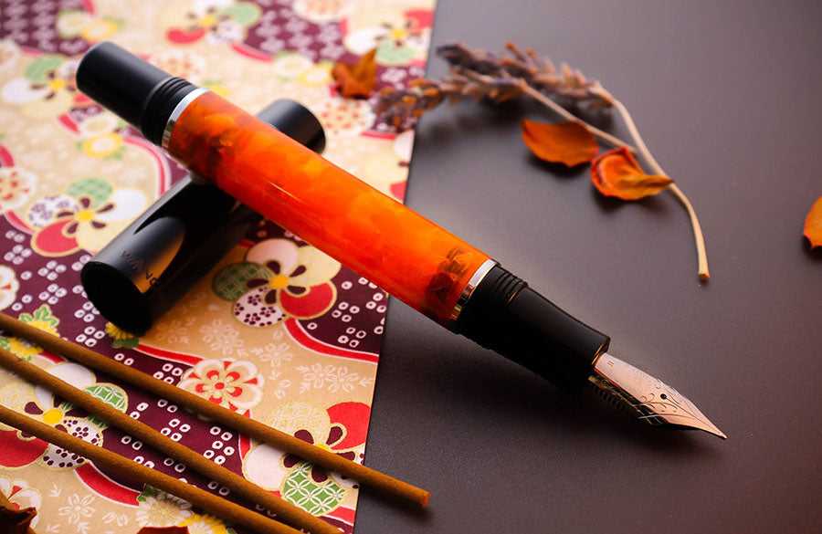 Zen - Fire Fountain Pen - Wancher International