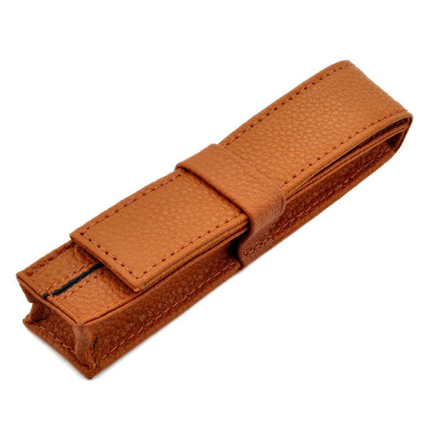 Penbrace 1 Pen Pouch - Camel - Wancherpen International