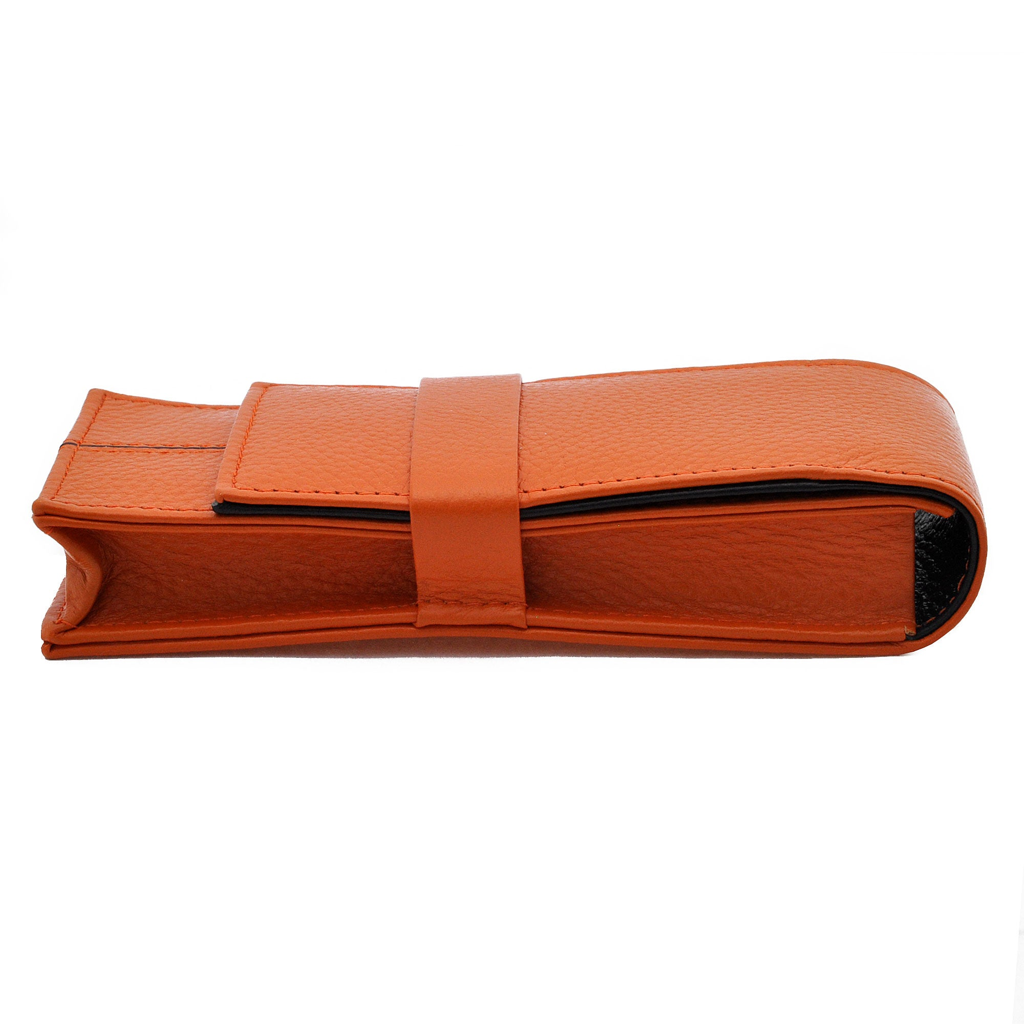 Penbrace 3 Pen Pouch - Orange-Black Pen Case - Wancher Pen