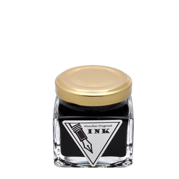 Colorful Silk Road - Tenmoku Black - 30 ml Bottled Ink - Wancher International