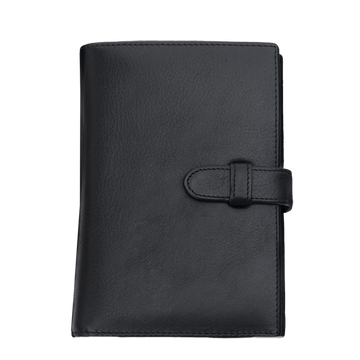 Penfolium Compact Portfolio - Black - Wancherpen International