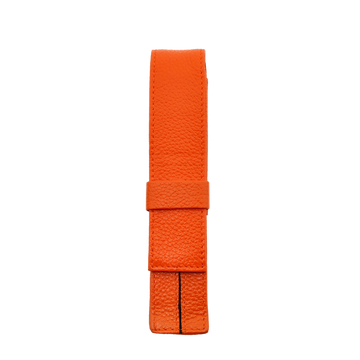 Penbrace 1 Pen Pouch - Orange Pen Case - Wancher Pen