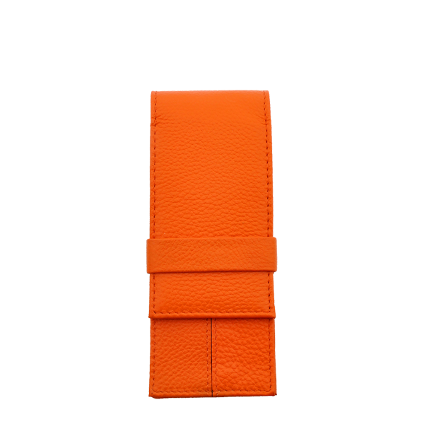 Penbrace 2 Pen Pouch - Orange Pen Case - Wancher Pen