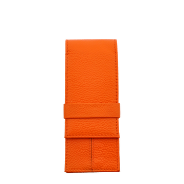 Penbrace 2 Pen Pouch - Orange Pen Case - Wancher International