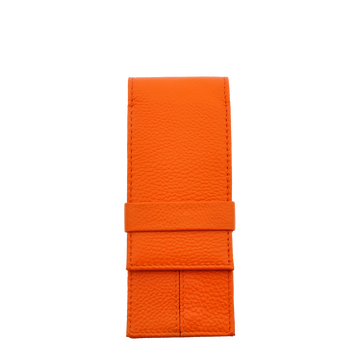 Penbrace 3 Pen Pouch - Orange - Wancherpen International