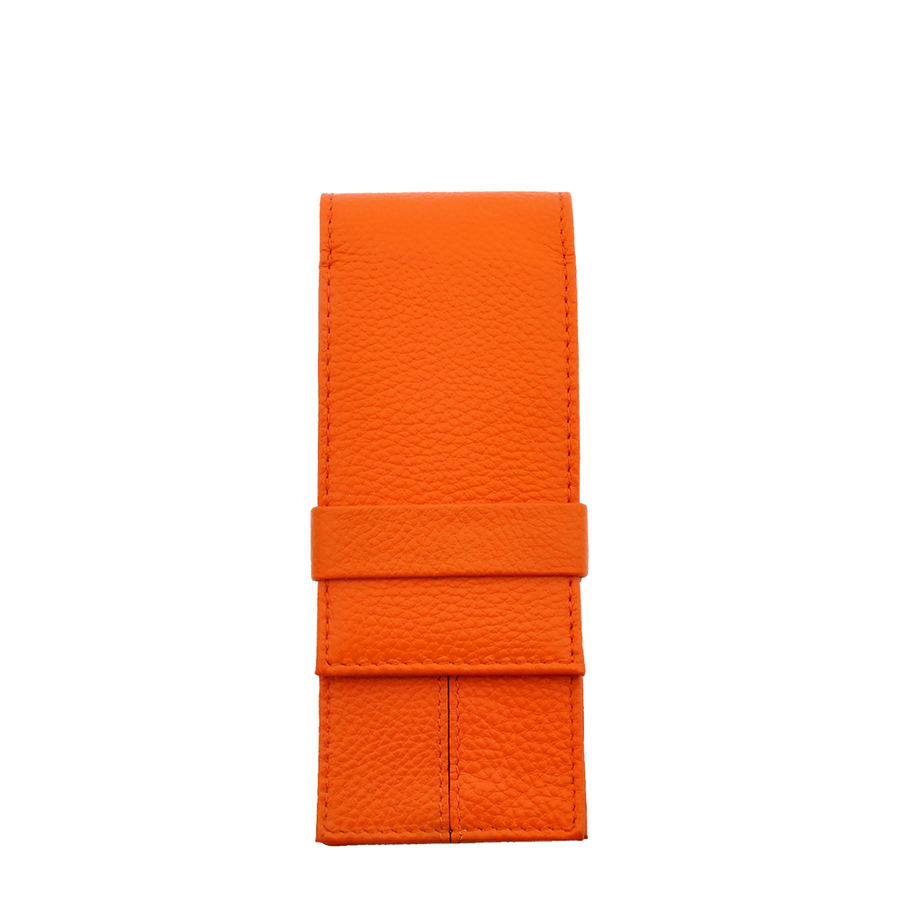 Penbrace 3 Pen Pouch - Orange
