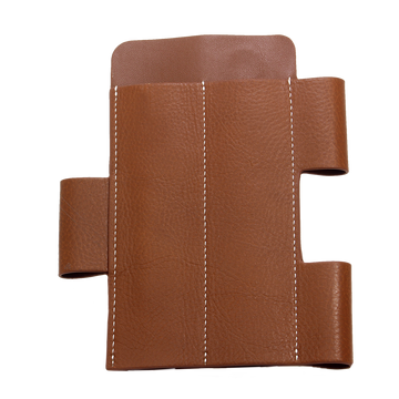 Penbrace 3 Pen Sleeve - Brown - Wancherpen International