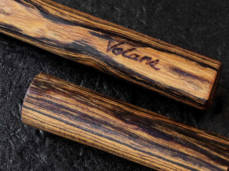 Marukata - Golden Sandalwood Fountain Pen - Wancher Pen