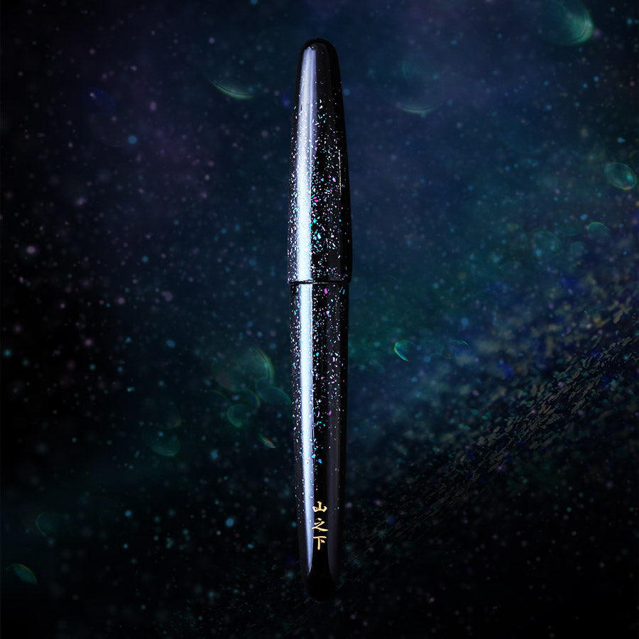 Raden Diamond Dust Fountain Pen - Wancher Pen