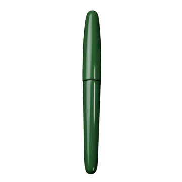 True Urushi - 緑 - Green Fountain Pen - Wancher Pen