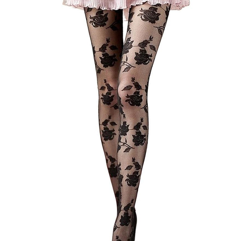 Rose Sexy Panty Hosiery - musthavesexy