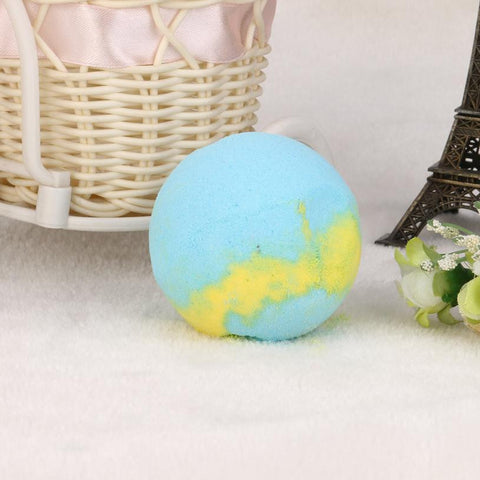 Ocean Mixed Oil Bath Bombs Ball: Made with All-Natural Sea Salt - musthavesexy