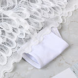 Black or White See-through Lace Details Panties - musthavesexy