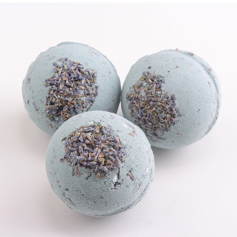 Lavender Sea Bath Bomb Ball Salt Body Essential Oil - musthavesexy