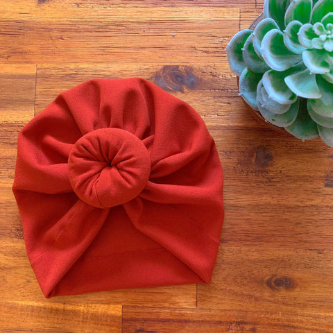 Donut turban Outback Red