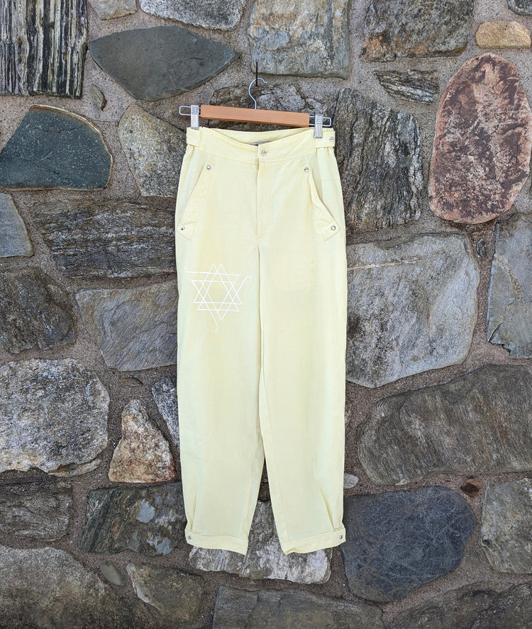 Norn Star Cotton Pants | 28