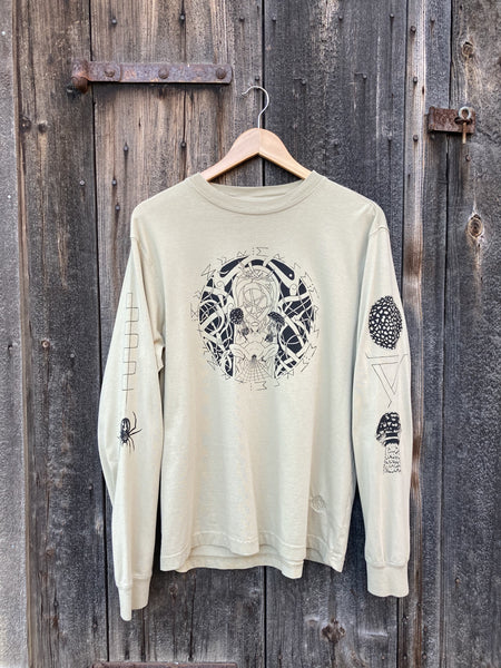 Sand Long Sleeve Shirt | Men's S