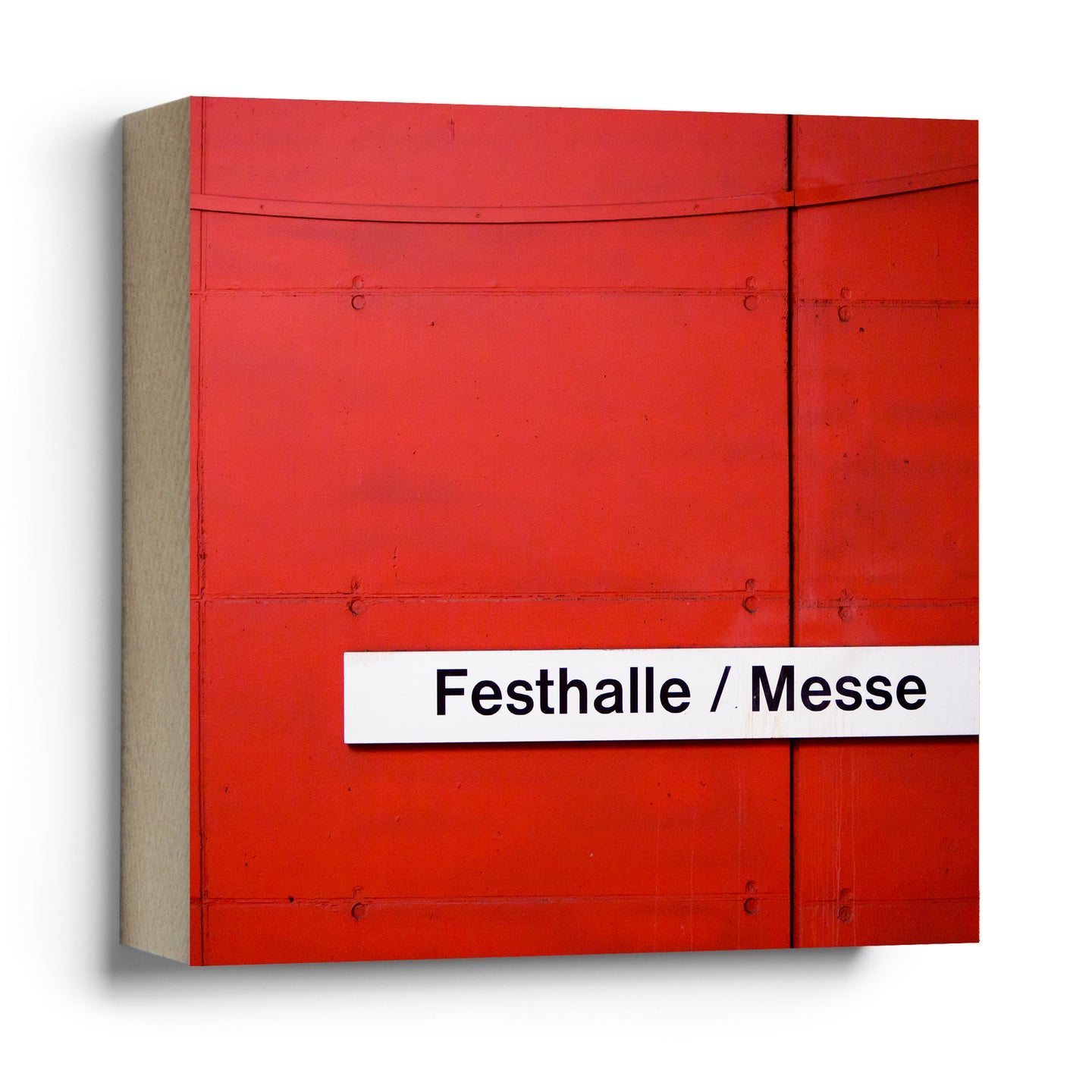 Festhalle / Messe rot