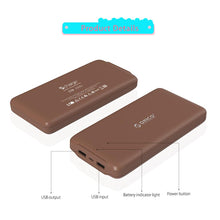 D20000 Mobile Power Bank 20000mAh Scharge Polymer Power Bank case For Mobile Phone