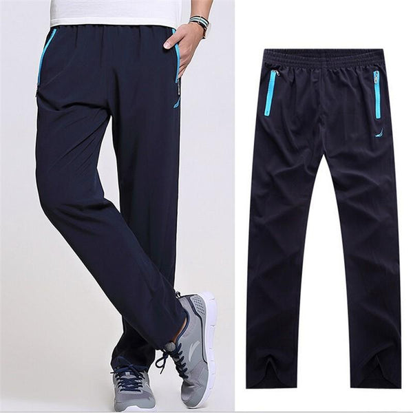 2018 new fashion Summer Autumn men casual pants sweatpants outside trousers joggers baggy pants