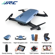 H47 ELFIE Plus with HD Camera Upgraded Foldable Arm RC Drone